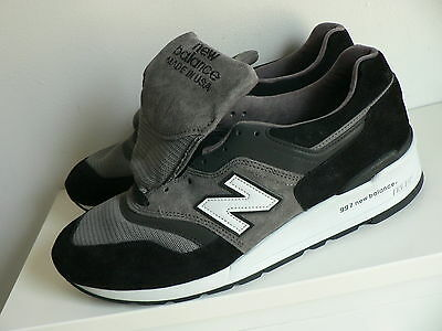 half off official supplier super cute NEW BALANCE M997CUR in Black/Grey Size 12 US - $160.00 ...