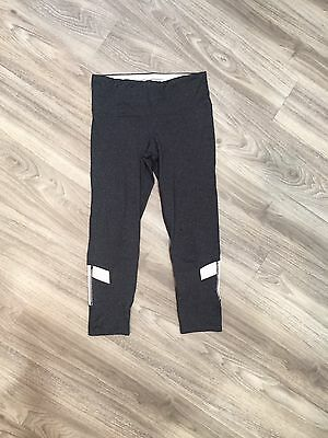 Hatch Maternity Leggings Grey And Pink Size Small