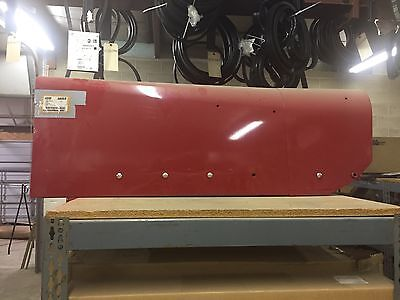 Case IH Right Hand Outer Gathering Shield - 800 Series