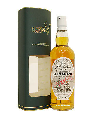 Gordon & MacPhail Glen Grant Single Malt Whisky 43% vol. - 0,7 Liter