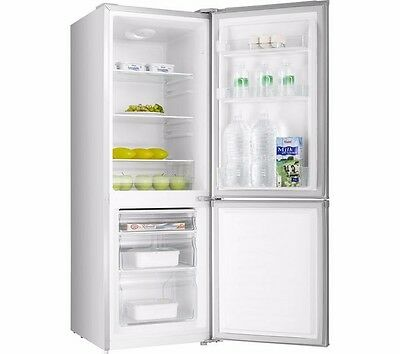 Curry's Essential Fridge Freezer (Silver) C50BW16 / C50BS16