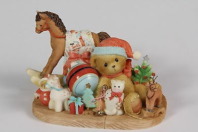 REDUCED!  Cherished Teddies - SUPER RARE Tawny 4002839 Cherished Retailer Excl