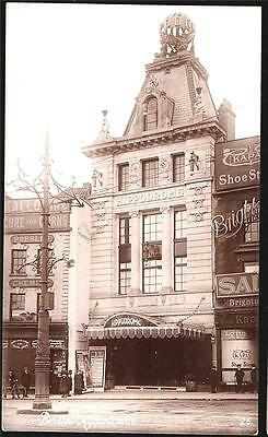 Bristol Hippodrome  Photo Type Postcard.1918