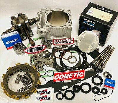 02-08 CRF450R CRF 450R 99mm 510cc CP Hotrods Big Bore Stroker Motor Rebuild Kit