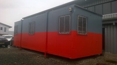 26ft x 10ft Portocabin  secure clean container - only 3 in stock best price UK