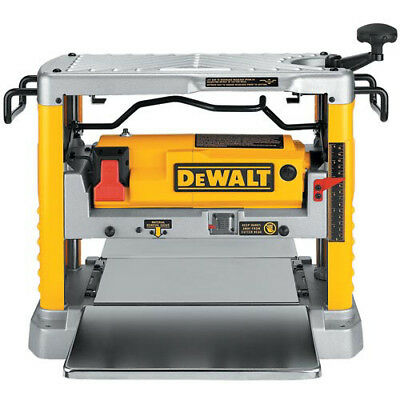 "DEWALT 12-1/2"" Thickness Planer with Three Knife Cutter-Head DW734 Reconditioned"