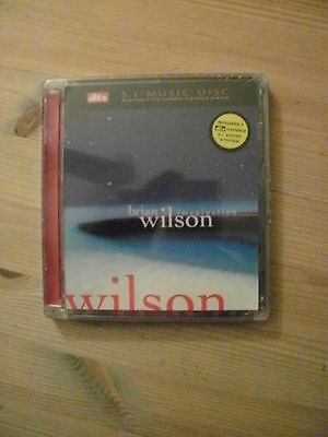 Brian Wilson Imagination Rare 5.1 Dts Cd Sealed