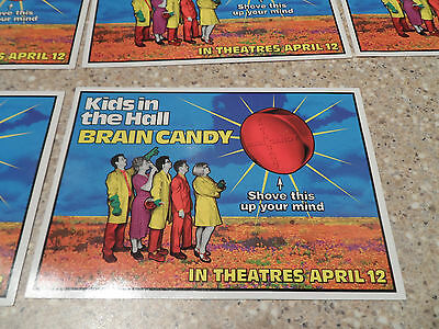 5 Postcards 4.5' x 6' Kids In The Hall Movie Brain Candy 1996 Free Shipping!