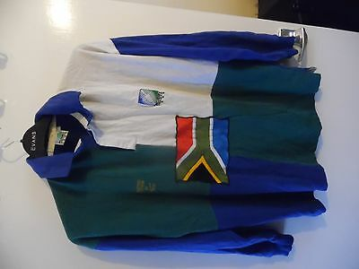 Rugby World Cup 1995 Limited Edition 21/500 Official South Africa Rugby Top