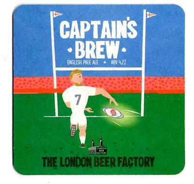 London Beer Factory, London Beermat Cat. No.4 (2015)