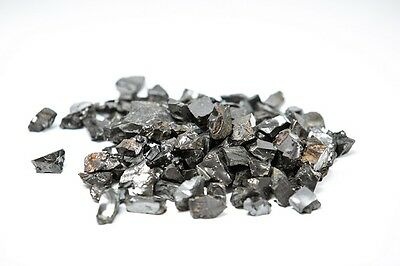 The Highest Quality!! Elite Noble Shungite Water Healing Stone Chips + Gift