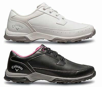 Callaway Golf Cirrus II Ladies Golf Shoes Spikeless RRP£60-UK4 UK4.5 UK5.5 UK7.5