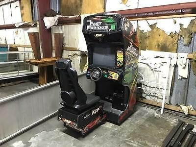 The FAST and the FURIOUS Full Size Driving Video Game