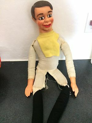 Vintage Danny O'Day Ventriloquist Dummy Puppet