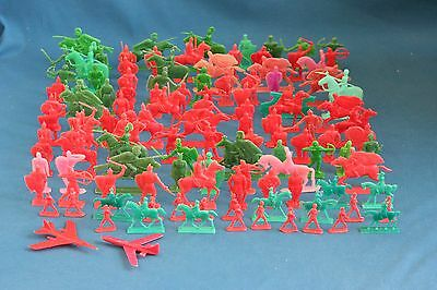 vintage rare huge lot army toy Soldier Russian USSR 1960's-1970's
