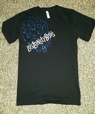 Los Lonely Boys Authentic Band Shirt. Size Small