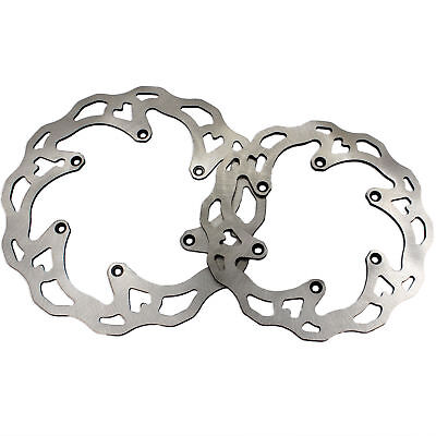 Ktm Front & Rear Disc 220Mm & 260Mm Sx Xc Xcw Xcf Sxf Exc 125 250 300 350 530Cc