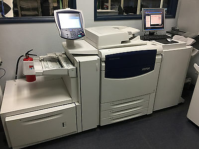 Xerox Docucolor 700 Digital press With Fiery and Creo RIP units for Win or Mac