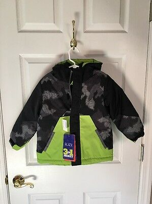 The Childrens Place 3 In 1 Winter Jacket Size 4t Boys (New With Tags)