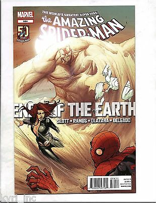 AMAZING SPIDER-MAN #684 ENDS OF THE EARTH PART 3 1st PRINT MARVEL COMICS X3