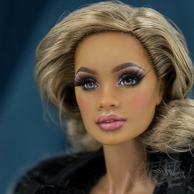 "OOAK [NARAE] 12"" Dree Hill Fashion Royalty Integrity Custom Hand Repaint FR Doll"