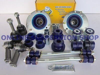 Suits Commodore VN VP VG SUPER PRO Full Front Suspension Rebuild Kit SUPERPRO