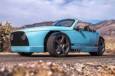 2016 Vanderhall Laguna  compare to Polaris Slingshot , T- REX  bring all offers