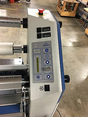 "Seal 62Pro 62"" wide film laminator excellent condition"