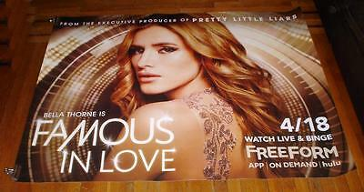 Famous In Love Freeform Network Bella Thorne 2017