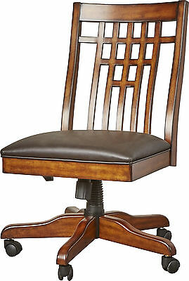Limon High-Back Bankers Chair Loon Peak FREE SHIPPING (BRAND NEW)