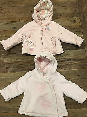Marks & Spencer Coco Baby girl jacket winter warm snow
