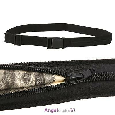 Travel Secret Waist Money Belt Protect Hidden Security Safe Pouch Wallet Pocket
