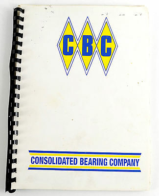 CBC Bearings PBR oil seal master size listing and information manual