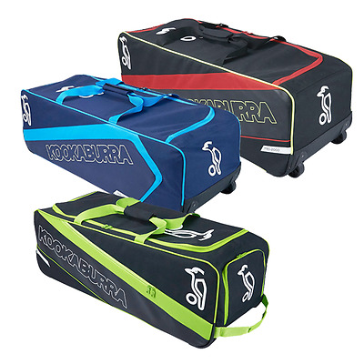 Kookaburra Cricket Bag Pro 2000 Wheelie