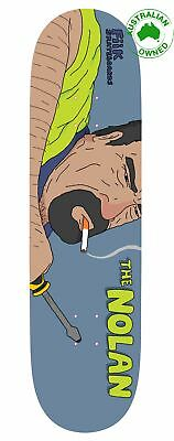 Fiik 8.5 The Nolan Skateboard Deck