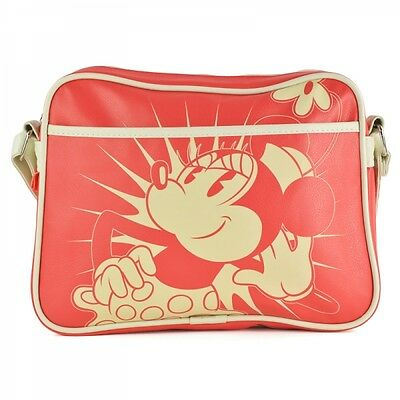 Disney Minnie Mouse small Retro Bag school / college / uni / laptop