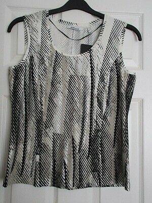 "Ladies Top By Steilmann  Size 12  ""new With Tags"""