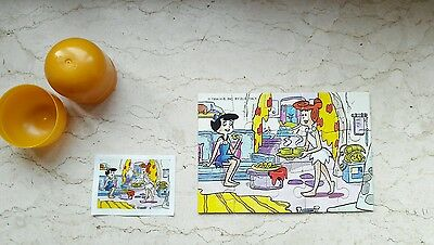 Puzzle The Flintstones sorpresine Uova Kinder
