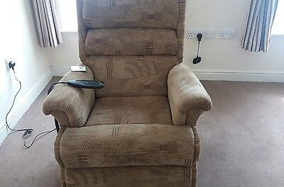 sherborne comfi-fit large recliner chair