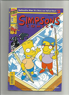 SIMPSONS Nr. 12 aus 1997