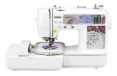 Brother Innovis NV955 Sewing &  Embroidery Machine (Save £200 on usual RRP)