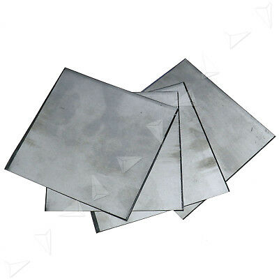 High Purity 99.9% Pure Zinc Zn Sheet Plate Metal Foil 100x0.2mm for Science Lab