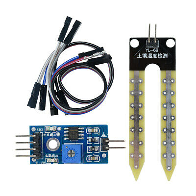 Soil Hygrometer Humidity Detection Water Sensor Module Soil Moisture For arduino