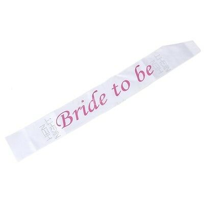Hen Night Sashes Bride to Be sash hen party accessories Girls Night Out