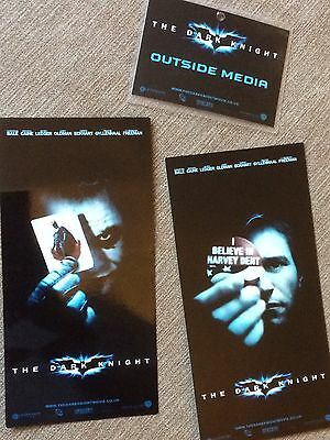 Batman - 'the Dark Knight' Premiere Tickets And Working Passes
