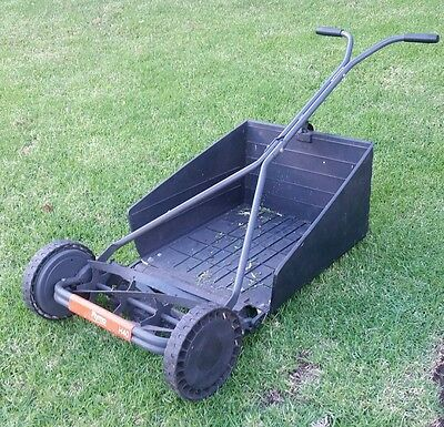 Push Mower -Manual Lawn Mower-Grass cutter Great cond - Pickup  Wetherill Park