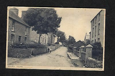 Posted 1927 View of Benllech Village, Isle of Anglesey