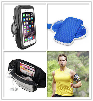 Sports Gym Running Armband for Apple iPhone iPhone Plus Arm Band Case Pouch Bag