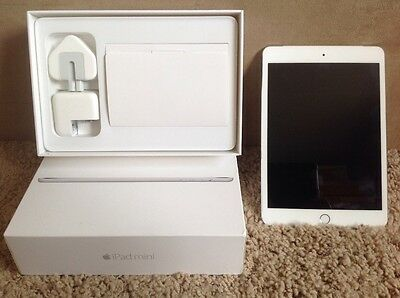 Apple iPad mini 3 16GB, Wi-Fi + Cellular, 9.7in - Silver