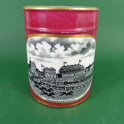 Antique coffee cup/mug Doncaster Races Racecourse W Cordingley China Warehouse